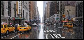 Regn i NY