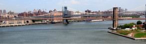 Manhattan Bridge Brooklyn Bridge