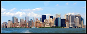 Financiel District NY