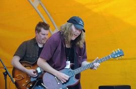 Gitarr hjältar