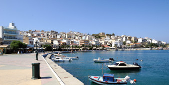 Port of Sitia