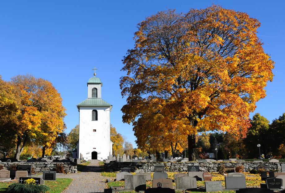 Landvetter kyrka
