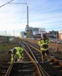 Biet o Mästerkatten besiktigar vxl 414 Sävenäs nov 2013