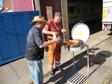 Grillfest på Sävenäs