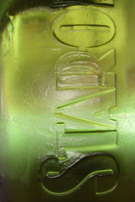 en del öl är gröna...