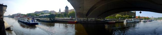 vy under en bro...