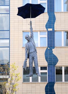 paraply-mannen