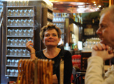 i Prag får man röka
