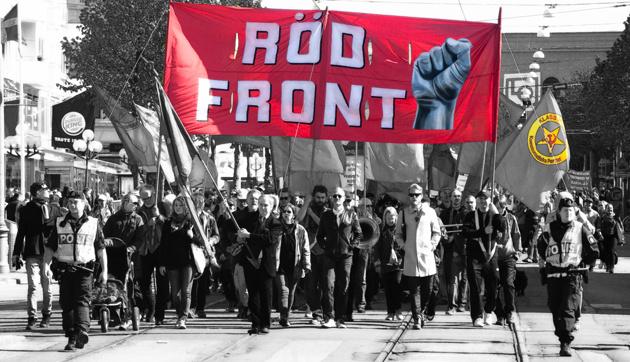 Röd front