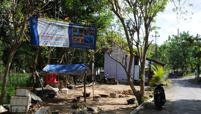 Carinas favvo-restaurang på ön...