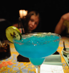 fucking blue margarita...