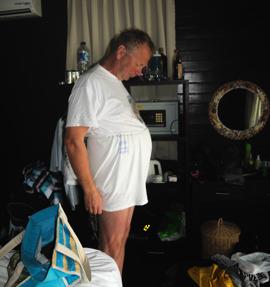 skengravid vid 54-års ålder...