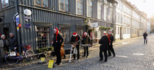 Jul-jazz med Sir Bourbon Dixieland Band