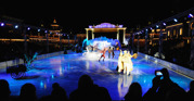 isdans uppvisning...