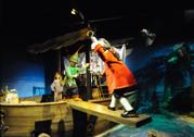 Peter Pan och Kapten Krok...