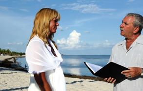 du kan inte ångra dig enligt seder och bruk i Key West...