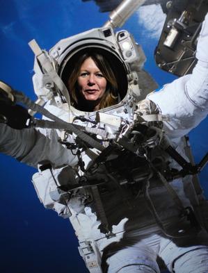 jag vill bli astronaut...