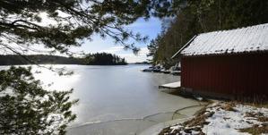 ibland har vi fina vinterdagar i Göteborgsområdet också...