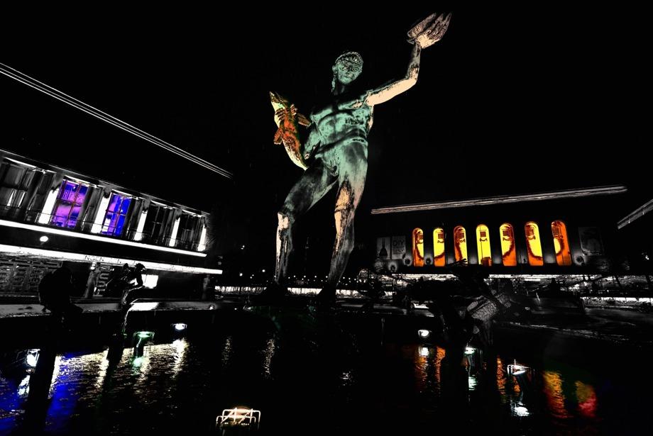 Poseidon Götaplatsen