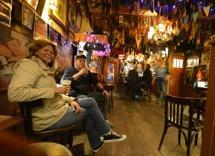 insidan på nämnda mysiga pub...