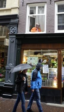 i Amsterdam finns alla sorter...