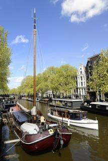 båtar och kanaler...