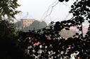 Skansen Kronan sett från Slottskogen
