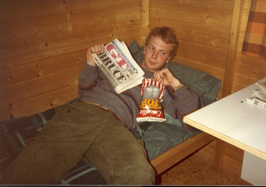 hallo eller... man var väl med 1985 på Ullevi...