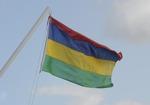 Mauritiska flaggan...