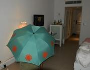 det regnar på rummet...