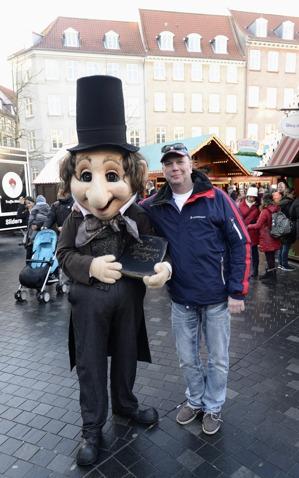 H.C Andersen och jag...
