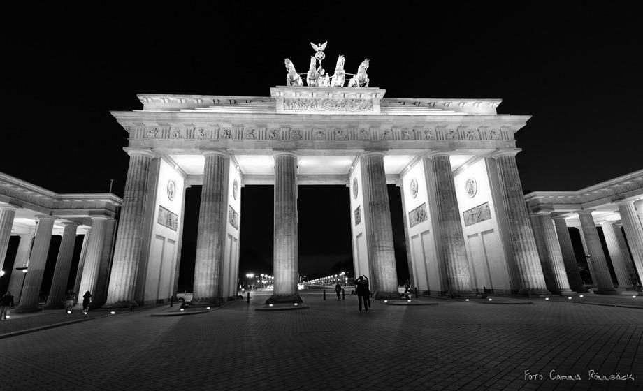 Brandenburger Tor...