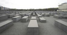 monument över förintelsen...