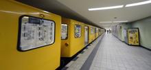 tunnelbanan...