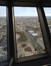 utsikt från Tv-tornet...