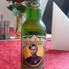 öl från Nepal...