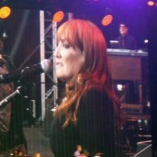 fru Springsteen, Patti Scialfa...