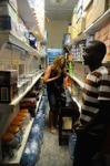 världens smalaste supermarket...