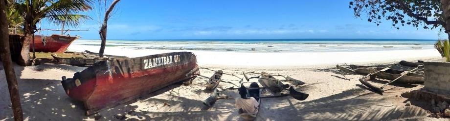 Zanzibar...