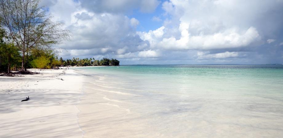 bästa stranden på Zanzibar...