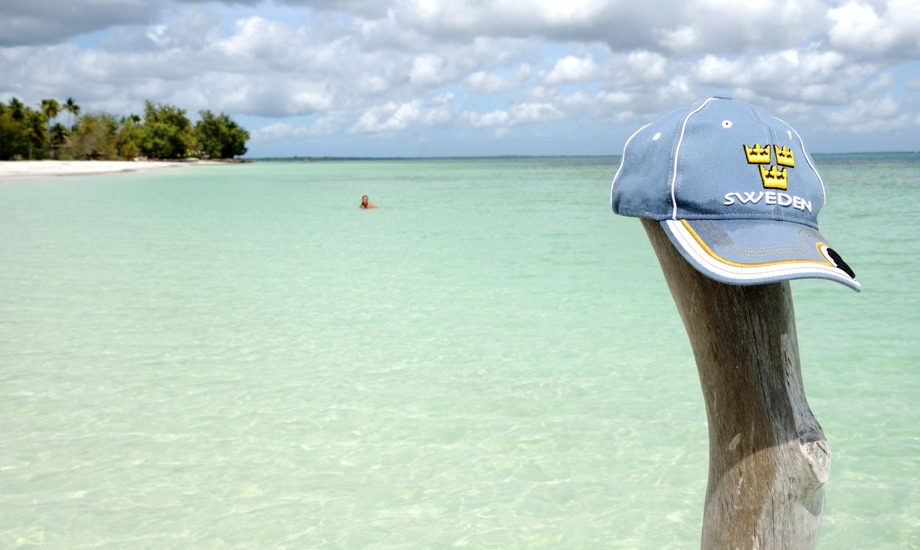 Camp Sweden in Zanzibar...