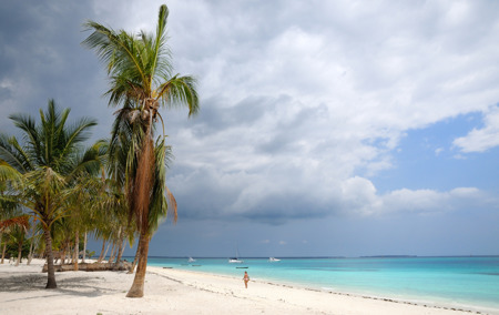 Kendwa beach...