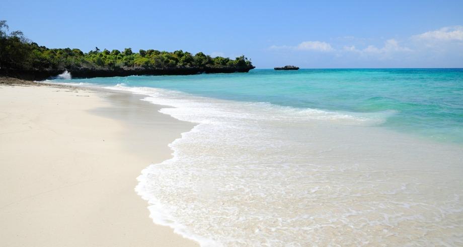 Chumbe Island...