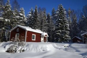 morsans hus i Vittjärv...