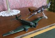 mina flygplans modeller...