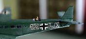 akterskytten i en Messerschmitt ME 264...