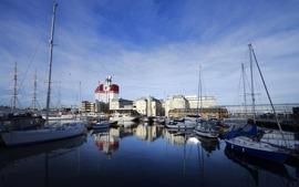Göteborgs småbåts hamn...