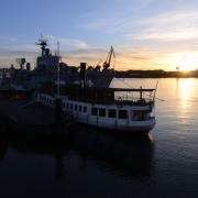 utsikt från SS Marieholm...