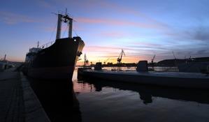 detta skepp lämnar nog aldrig hamnen mer...