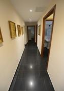 lång korridor...